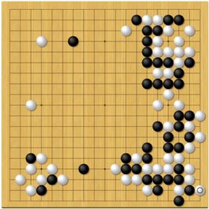 名人戦第3局2日目
