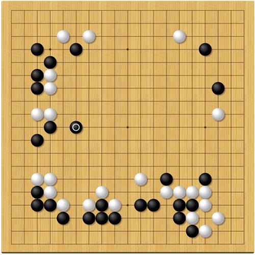 本因坊秀策棋譜感想10
