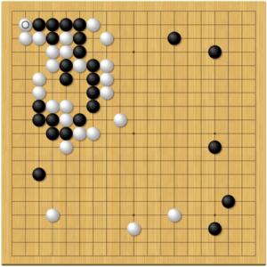 名人戦第5局1日目