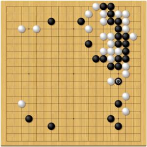 本因坊秀策棋譜感想16