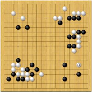 棋聖戦第1局