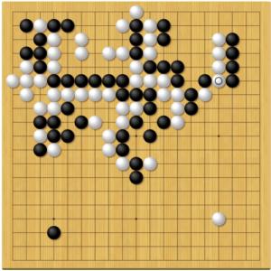棋聖戦第4局2日目