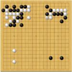 第43期碁聖戦第1局