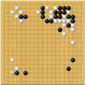 第43期碁聖戦第3局