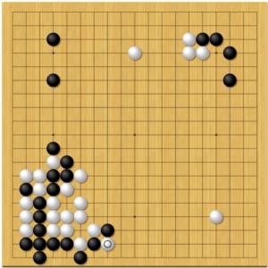 第43期囲碁名人戦第1局1日目