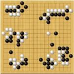 第43期囲碁名人戦第2局2日目