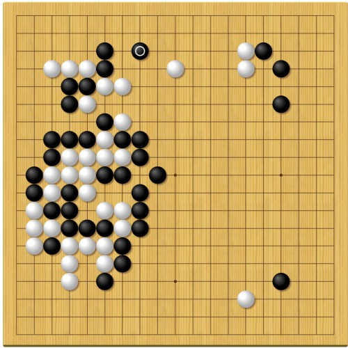 第43期囲碁名人戦第3局封じ手予想
