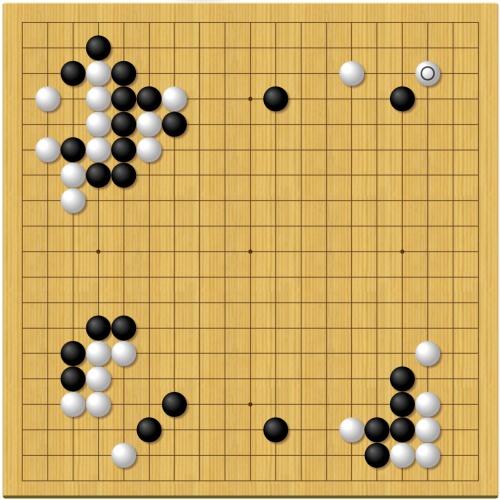 第43期囲碁名人戦第5局