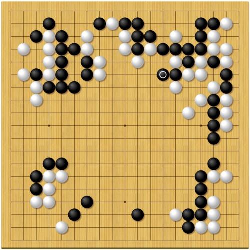 第43期囲碁名人戦第5局封じ手予想