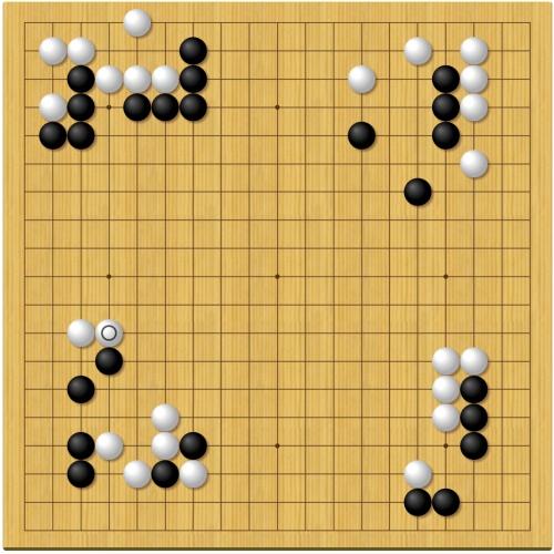 第43期囲碁名人戦第6局