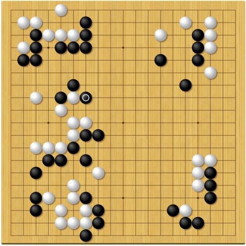 第43期囲碁名人戦第6局封じ手予想
