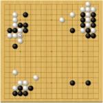 第66期囲碁王座戦第2局