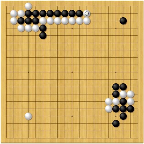 第66期囲碁王座戦第3局