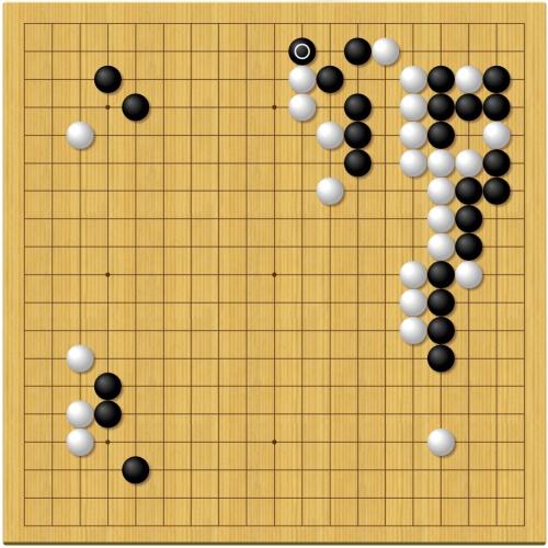 第44期囲碁天元戦第3局