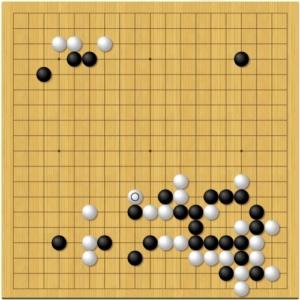 第66期囲碁天元戦第5局