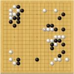 棋聖戦第1局1日目
