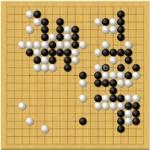 棋聖戦第2局2日目
