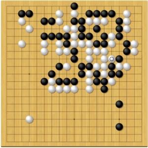 棋聖戦第3局2日目